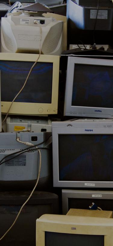 Monitores usados
